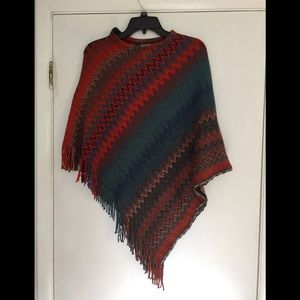 Earthbound poncho